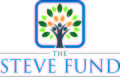 The Steve Fund Logo Vertical Color