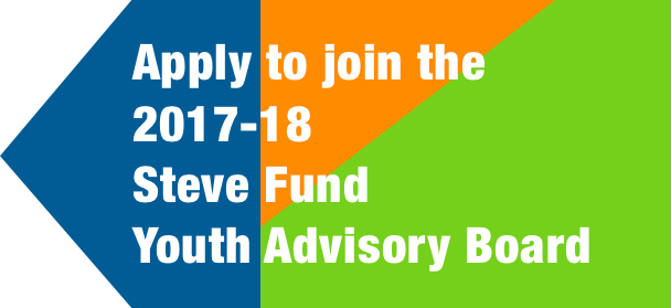 Apply to join the 2017-18 Youth Advisory Board