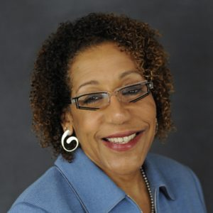 Dr. Terri Wright, Executive Director, The Steve Fund (click for hi-resolution image)